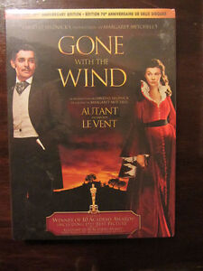 Classic DVDs: Ben Hur, Gone with the Wind, Dr. Zhivago