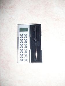 Calculator & Pen Set (Brand New)
