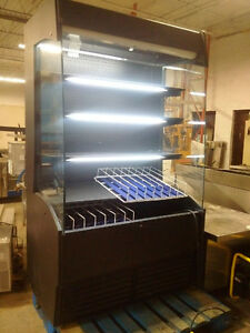 QBD GRAB & GO DISPLAY COOLER UNIT - FOR RENT ONLY!