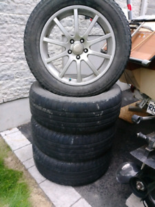 Mags 18'' for Jeep. Rims R18.