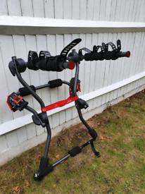 Bike rack - rear mounted - Exodus