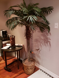 Artificial Palm tree. $40!
