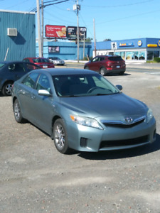 REDUCED PRICE 2011 Camry Hybrid with new MVI