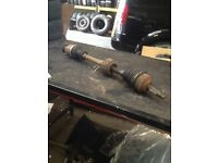 Renault Clio 2002 drive shaft