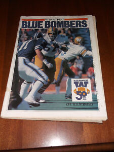 CFL CARDS -- CFL MAGAZINES & NFL CARDS Cornwall Ontario image 8