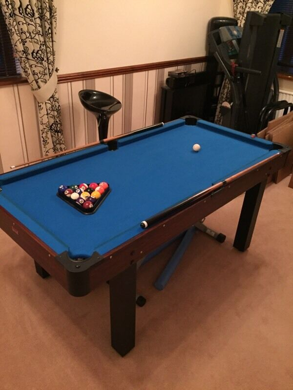 BCE POOL TABLE Foot X Foot Converts To Dining Table Or Table - 6 foot pool dining table