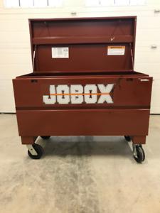 Heavy Duty Rolling Job Box