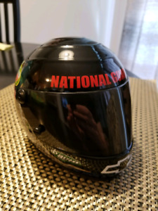 Dale Earnhardt Jr Mini Helmet 1:4 scale