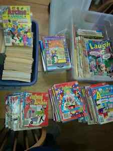 Archie comic collection