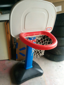 Little tikes basketball net, like new $10