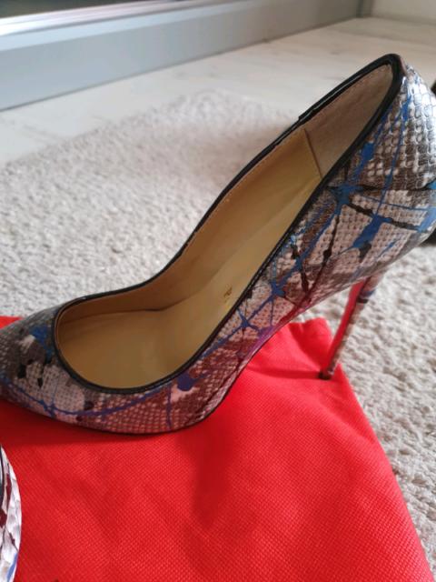 new arrival 5eac8 1885d Louboutin heels   in Dover, Kent   Gumtree