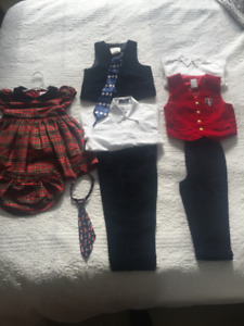 Toddler & Kids Christmas Clothes