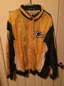 Green Bay Packers Spring/Fall Jacket - Size 2XL