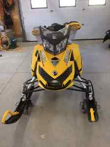 2009 Skidoo 600 H.O. Etec 50th Anniversary Edition