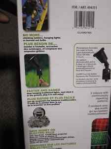 Prime Holiday Laser Light Projector with 2-Head Red and Green La Kitchener / Waterloo Kitchener Area image 8
