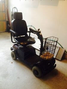 Fortress 2000 4 wheel scooter for sale