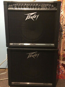 PEAVEY BANDIT 112 100W - BOTTOM 112SX