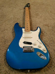 Hamer Daytona Blue Strat - Amazing Condition