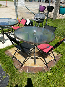 Patio tables - good quality and cheap