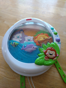 Fisher-Price Precious Planet Melodies & Motion Soother