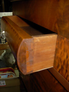 1890's Bird's Eye Maple Bonnet Chest Cambridge Kitchener Area image 3