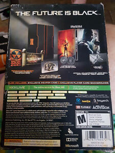 CALL OF DUTY BLACK OPS 2 HARDENED EDITION $10
