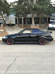 1997 Honda Civic Coupe for sale or trade