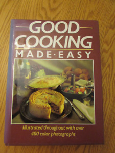 Good Cooking Made Easy Cookbook