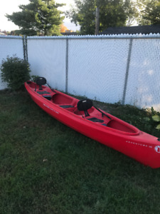 Canoe- Mad River Adventure 16