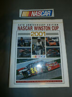 30TH Anniversary Edition Nascar Winston Cup 2001 Book