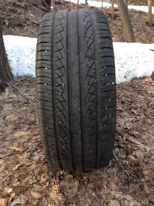 4- 245/45ZR/R18 tires Good Condition