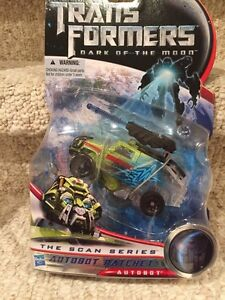 Transformers Autobot Ratchet Scan Series (Toys R Us Exclusive)