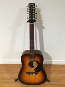 Simon and Patrick Songsmith 12-String Guitar