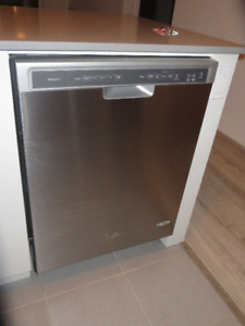 Whirlpool ''Gold series'' Stainless