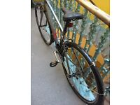 Trek 7.2 woman's bike 17.5 inch (medium), as new