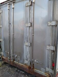 refrigerated truck box London Ontario image 1