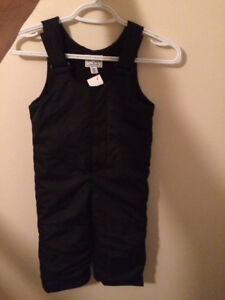 Toddler ski pants (2T) brand new condition