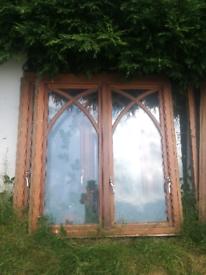 Conservatory windows/door
