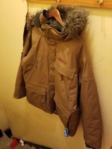 XXL Columbia Winter Jacket
