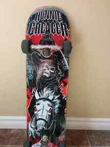 Blind Skateboard w/ Bam Margera trucks