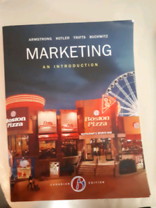 Marketing An Introduction 6th Edition ( Humber College)