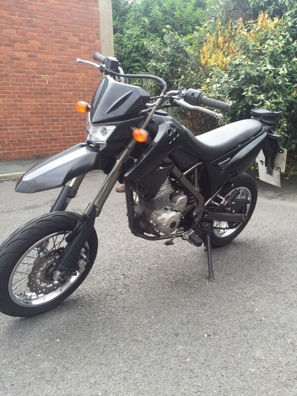 Kawasaki Klx 125 D Tracker Limited Edition Super Moto Looking To Swap For 2 Stroke