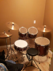 Ludwig Element Drive 5pc