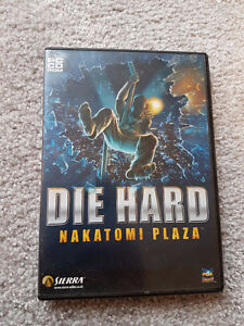 DIE HARD: NAKATOMI PLAZA - PC GAME - COMPLETE - $15 OBO