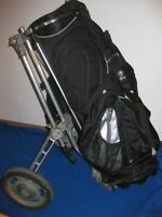Datrek Golf bag with cart