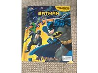 Batman busy book