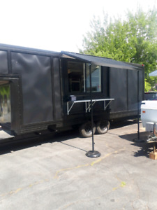 Food trailer for quick sale