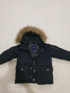 Gap down parka- size 3T- $15