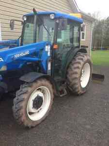 New Holland tractor 65 Hp