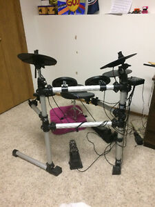 Spruce Grove, 5 piece electric drum kit